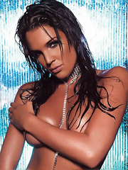 Danielle Lloyd nude, naked, porn, movie, photo