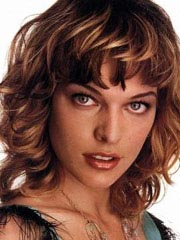 Milla Jovovich nude, naked, porn, movie, photo