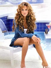Paulina Rubio nude, naked, porn, movie, photo