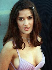 Salma Hayek nude, naked, porn, movie, photo
